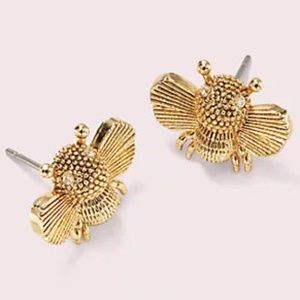 Kate Spade  all abuzz bee studs